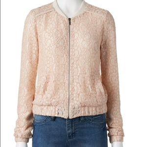Lauren Conrad | Lace Jacket